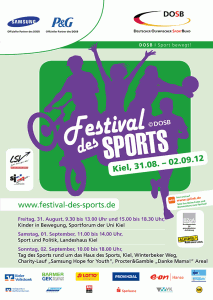 »Tag des Sports« bringt Kiel am 2. September in Schwung