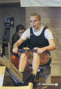 Frieda Hämmerling stach die SH-Konkurrenz aus, belegte Rang fünf in der Nord-Wertung. Foto hfr