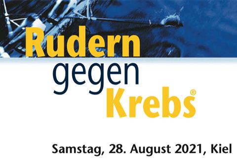Rudern gegen Krebs, Kiel, 2021